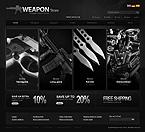 webdesign : shop, Glock, Smith