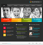 webdesign : stocks, success, sales