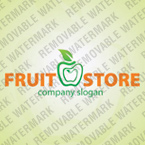 webdesign : store, fruit, cakes
