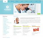 webdesign : services, cure, prescription