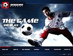 webdesign : entertainment, tournament, team