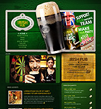 webdesign : beer, waiter, party