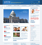 webdesign : county, departments, documents