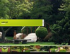 webdesign : clipper, garden, testimonials