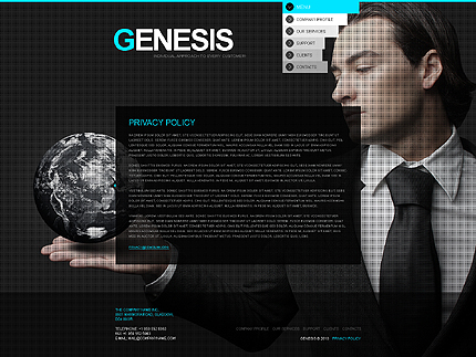 webdesign : Big, Screenshot 31886