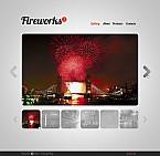 webdesign : pyrotechnics, show,, effects