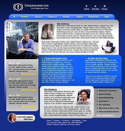 webdesign : Big, Screenshot 3209