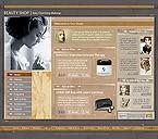 webdesign : fashion, catalogue, nail