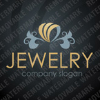 webdesign : jewelry, bling, pearl