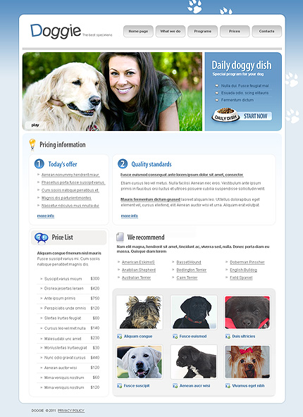 webdesign : Big, Screenshot 32237