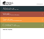 webdesign : strong, creative, personal