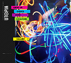 webdesign : tunes, mob, cockt