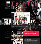 webdesign : stylish, news, vogue