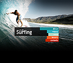 webdesign : sport, products, gallery