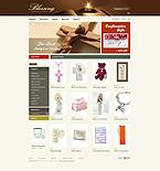 webdesign : shop, bird, toys
