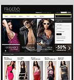 webdesign : shop, thong, dress