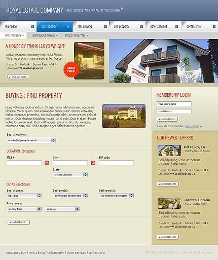 webdesign : Big, Screenshot 3313