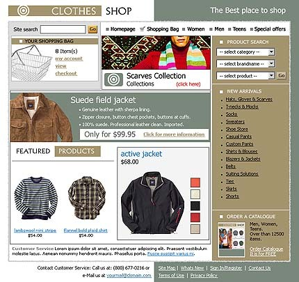 webdesign : Big, Screenshot 3380