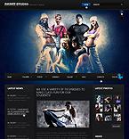 webdesign : tempo, contest, cha-cha