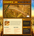 webdesign : farming, market, information