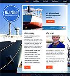 webdesign : sealine, services, sailor