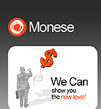 webdesign : monese, solutions, service