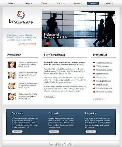 webdesign : Big, Screenshot 33437