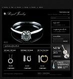 webdesign : jewelry, watch, store