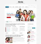 webdesign : center, student, college