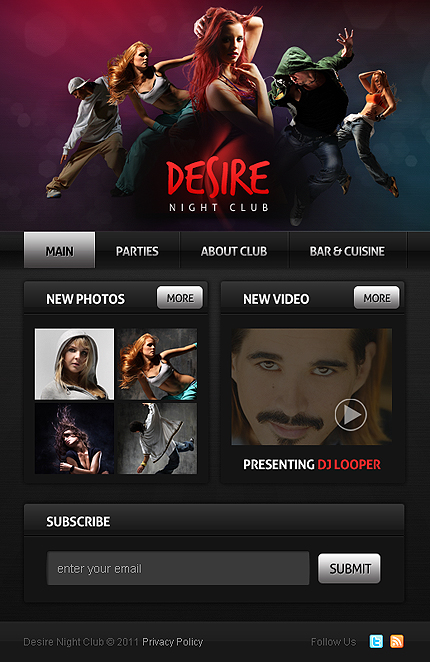 webdesign : Big, Screenshot 33598