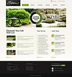 webdesign : clipper, garden, staff