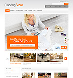 webdesign : store, rugs, shopping