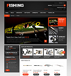 webdesign : reels, swimbaits, tools