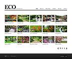 webdesign : landscape, planting, technologies