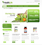 webdesign : store, disease, medical
