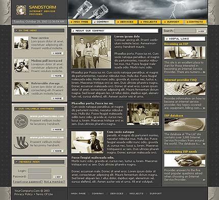 webdesign : Big, Screenshot 3472