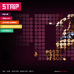 webdesign : events, tempo, style