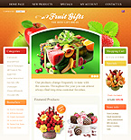 webdesign : strawberries, gourmet, chocolate-dipped
