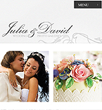 webdesign : wedding, guestbook, marriage