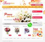 webdesign : store, birthday, daisy