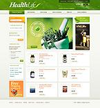 webdesign : health, medicine, cure