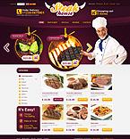 webdesign : cook, company, cart