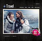 webdesign : travel, wallet, trunk