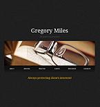 webdesign : Miles, experience, testimonials