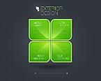 webdesign : landscape, grass-cutter, planting