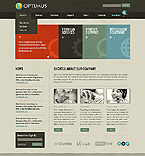 webdesign : optimus, service, limited