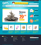 webdesign : shop, candle, delivery