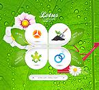 webdesign : lawn, profile, staff