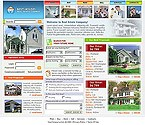 webdesign : estate, rentals, money
