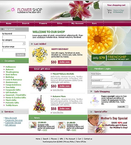 webdesign : Big, Screenshot 3534